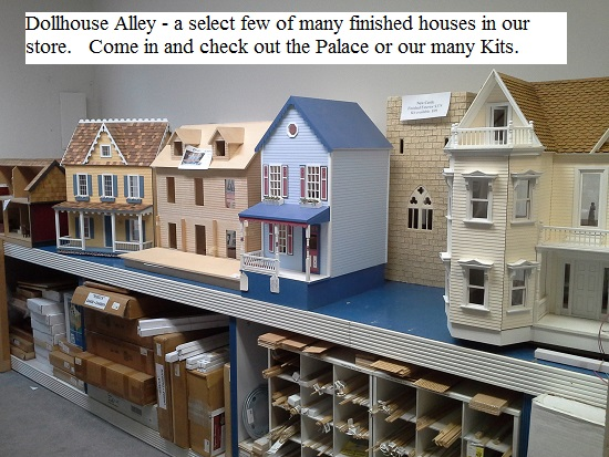 Dollhouse Alley